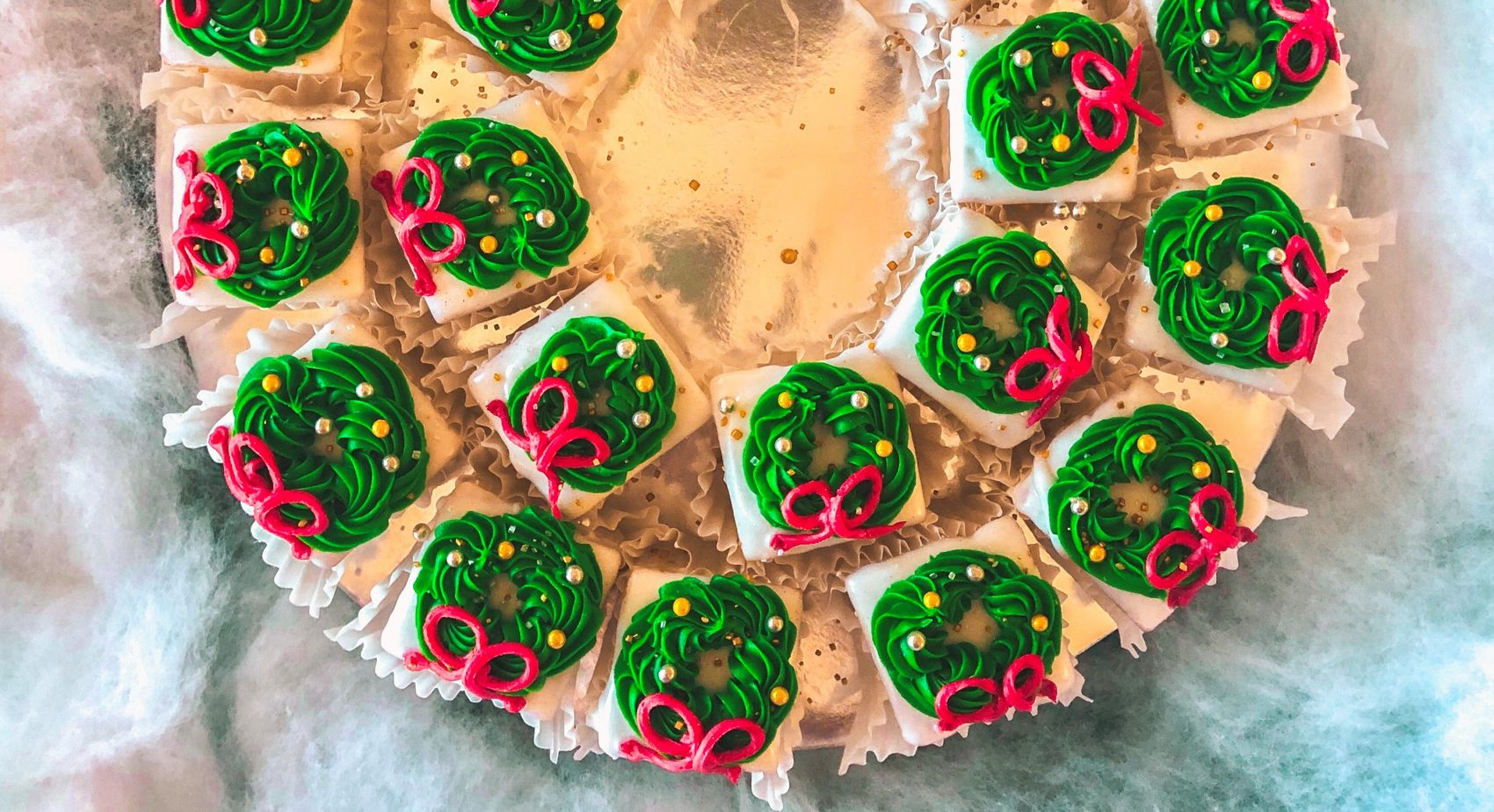 Our Holiday Petit Four Lookbook